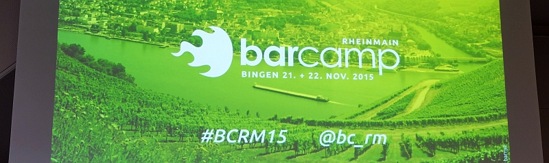 BarCamp RheinMain