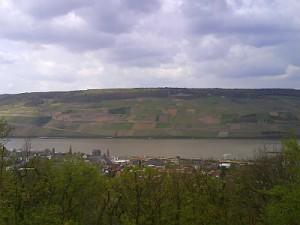 Rhein 25.04.2008