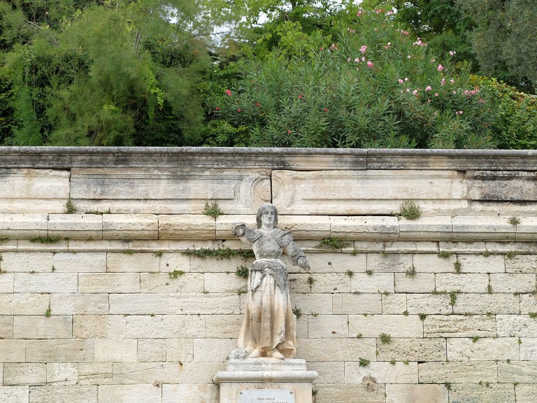 Park Papstpalast