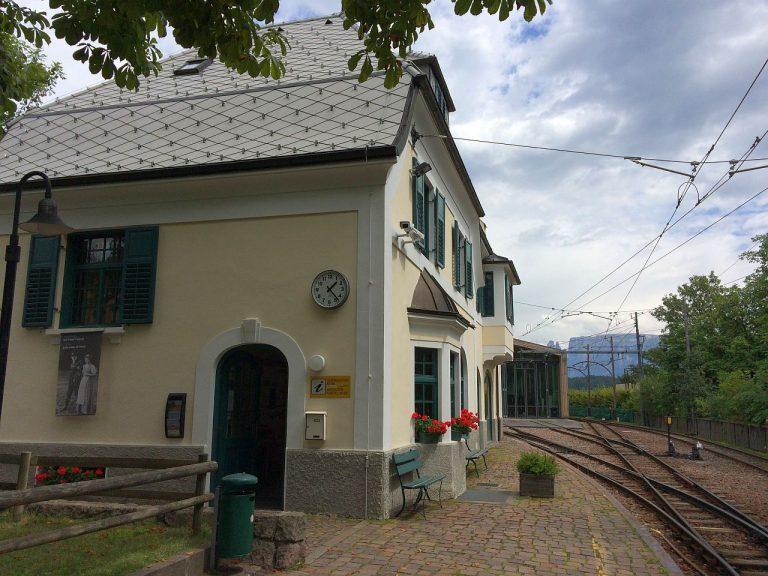 Bahnhof Oberbozen