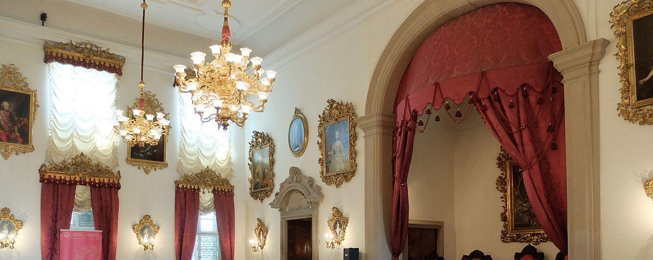 Ehrensaal Merkantilmuseum
