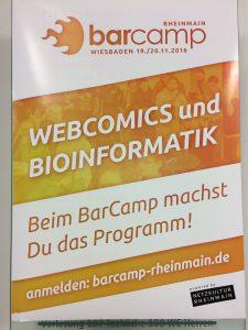 BarCamp Plakat