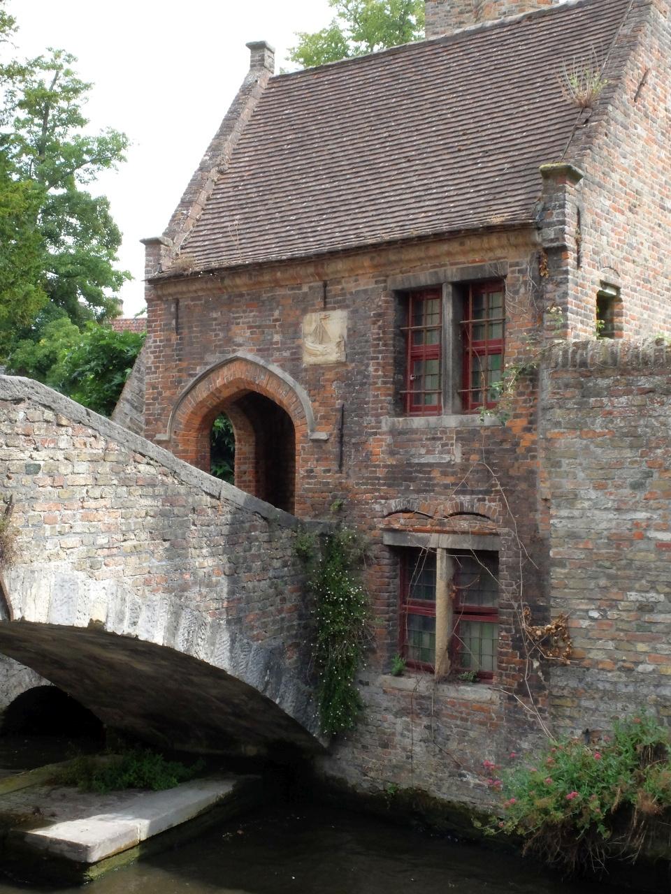 Bonifatiusbrücke, Brügge