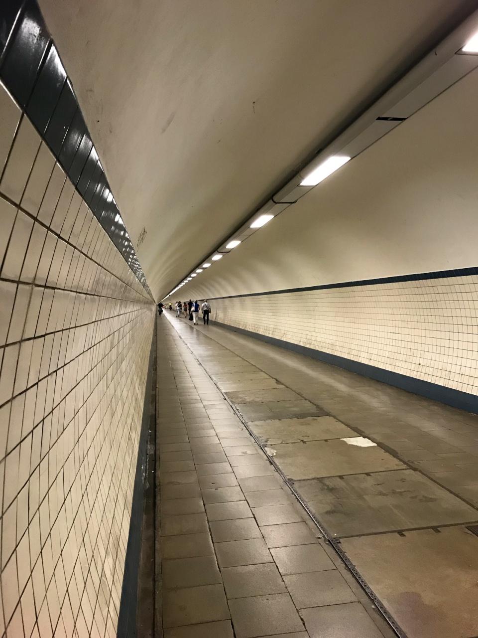 Sint-Annatunnel, Antwerpen